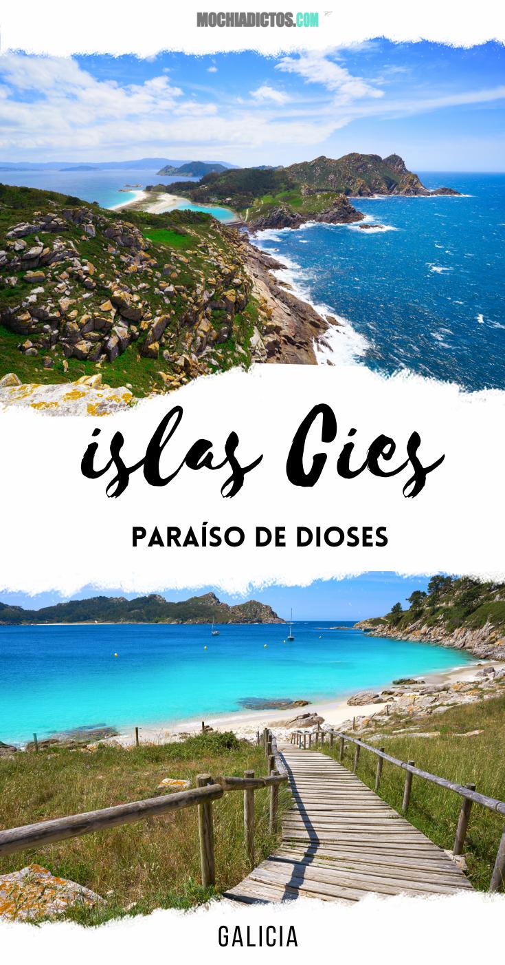 Visitar Las Islas Cíes Que Hacer En La Mejor Playa Del Mundo Mejores Playas Del Mundo Playas Del Mundo España Turismo