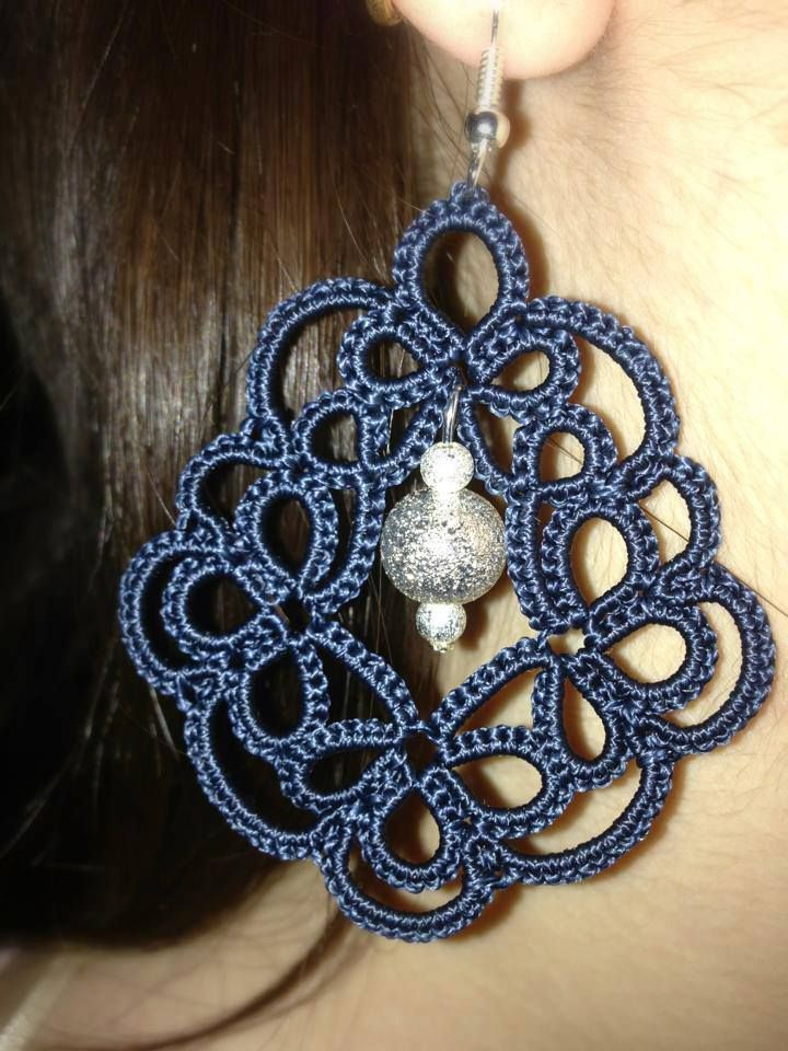 Tatting pinterest katrina ellison for Pizzi all uncinetto per credenze