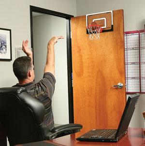 SKLZ Pro Mini Basketball Hoop From SKLZ Price: $24.99 Buy At Https://