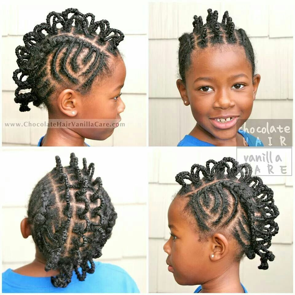 awesome crazy braids hair