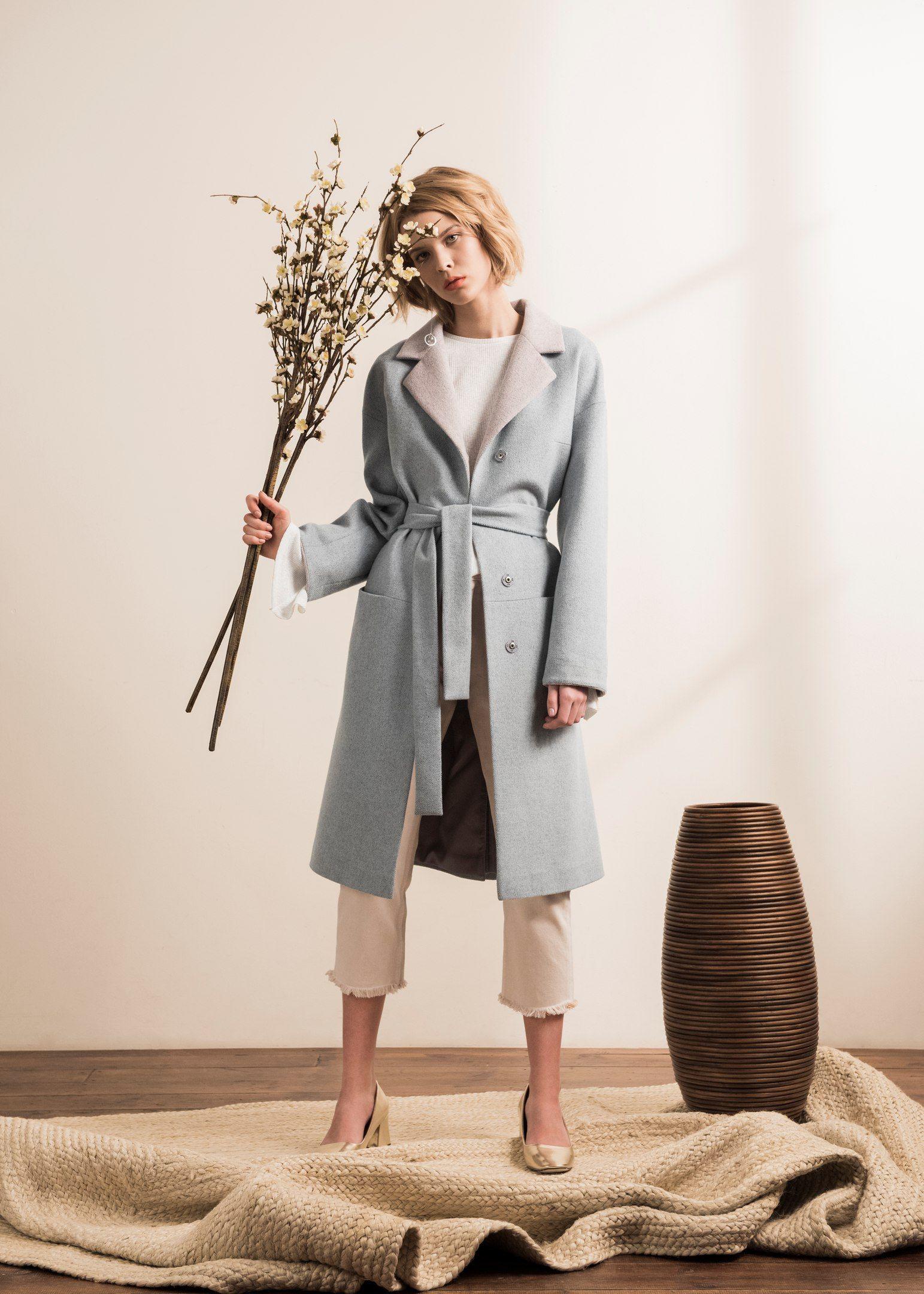 Женское пальто. Новая коллекция Laplandia Весна / Лето ...