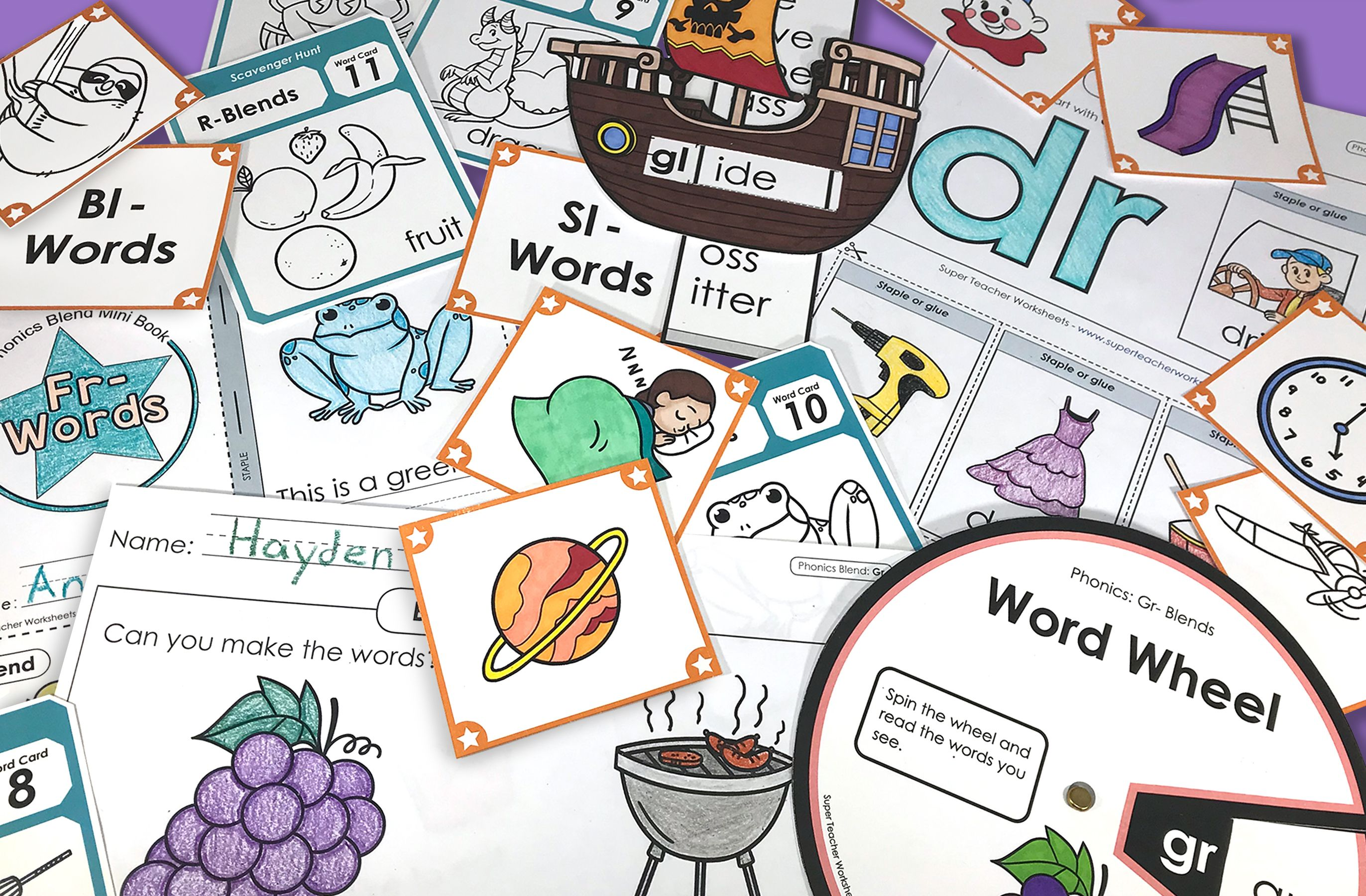 Check Out Fun Phonics Activities Games And Worksheets