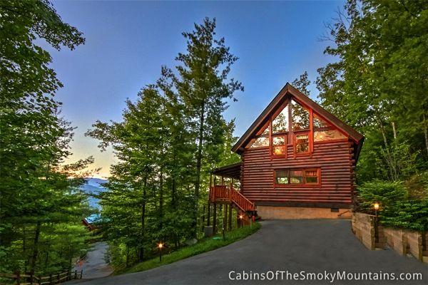 Pigeon Forge Cabin Moose Manor 3 Bedroom Sleeps 10 Cabin Pigeon Forge Cabins Bedroom Sleep