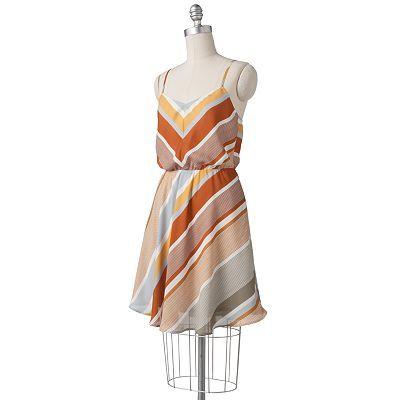fun summer dress by lauren conrad for kohl's