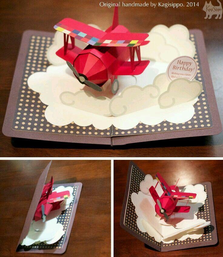 pinsonila lickolari on crafts  diy  pop up cards
