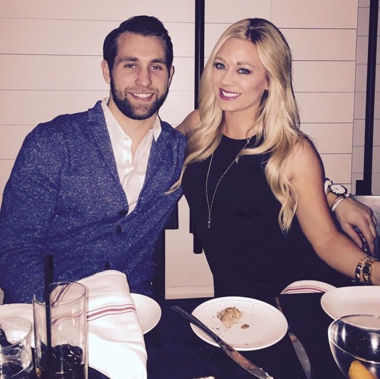 Wives And Girlfriends Of Nhl Players Jason Zucker Carly Aplin