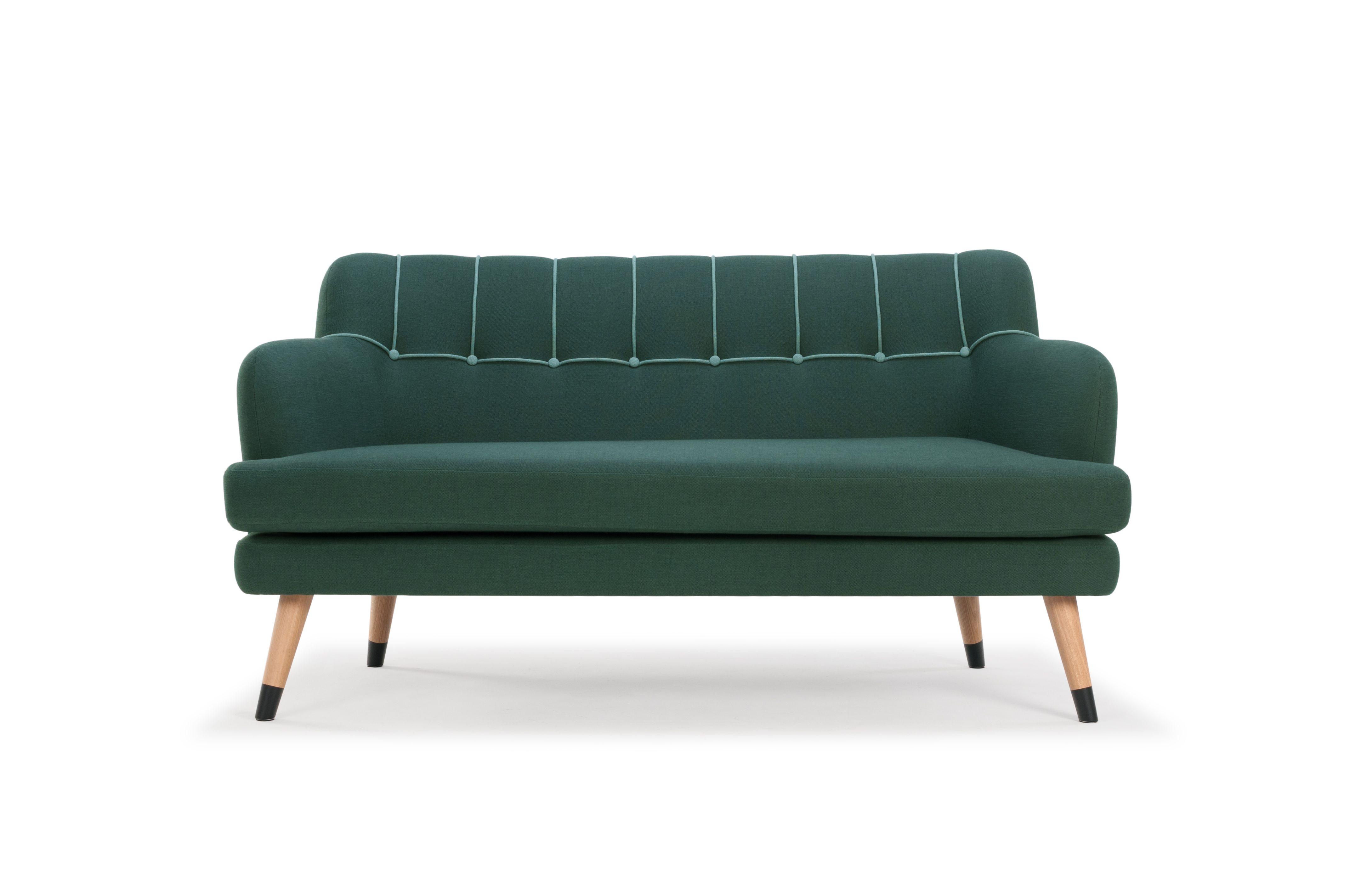 sofa company nl tommy bahama table edward https sofacompany com meubels banken 2 zitsbanken seater dina forest green sage oak legs w black socks