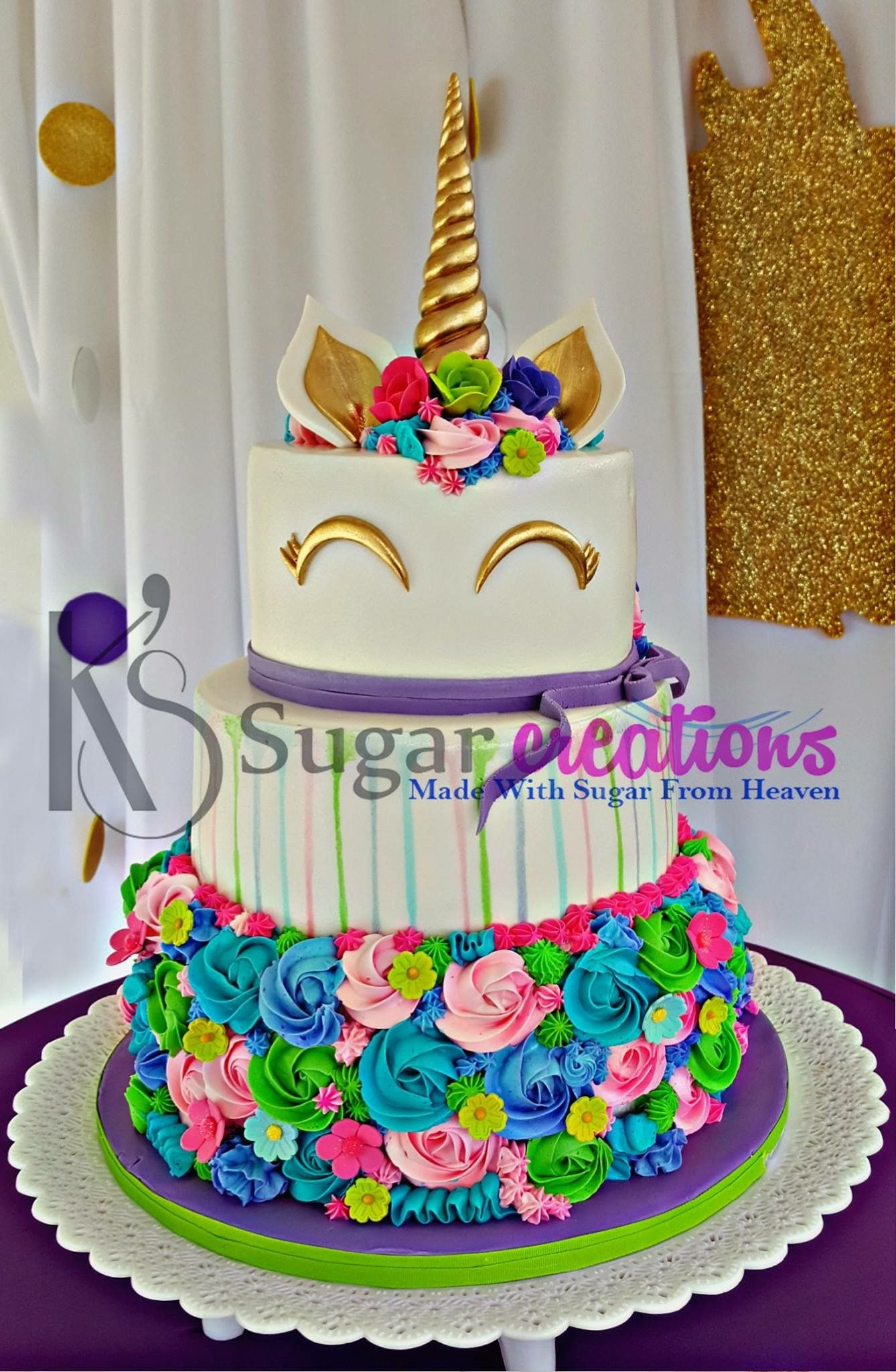 Pin By Freichaly Quinones On Unicorn Pinterest Unicorns Cake