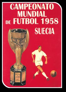 78850c262f Campeonato Mundial de Futbol 1958 Suecia