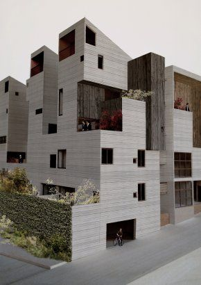 A Building for People « Sebastian Mariscal Studio