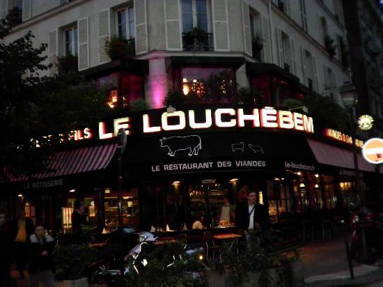 Le Louchebem - 31rue Berger - 1st - MEAT (With images) | Paris ...
