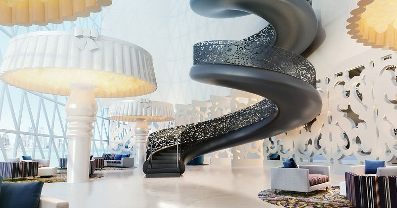 Top 10 Best Interior Design Projects By Marcel Wanders