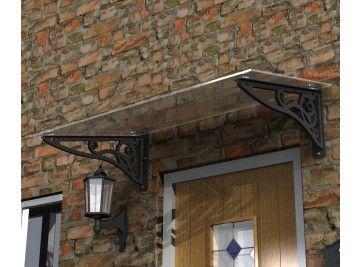 Scroll Design Glass Door Canopy Canopy Design Door Canopy Canopy Outdoor