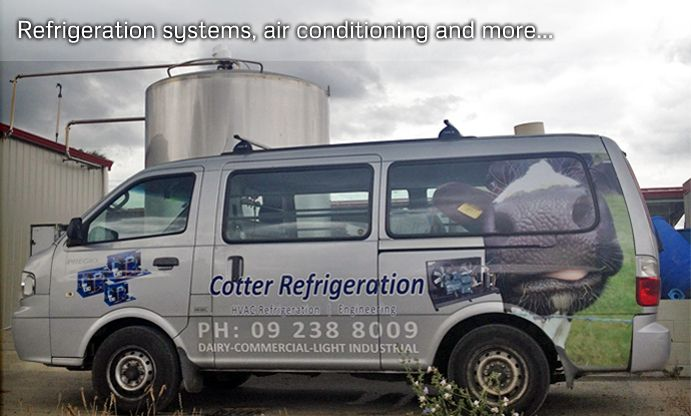 Commercial and industrial dependalbe refrigeration systems. http://www.cotterrefrigeration.co.nz/refrigeration-units-auckland