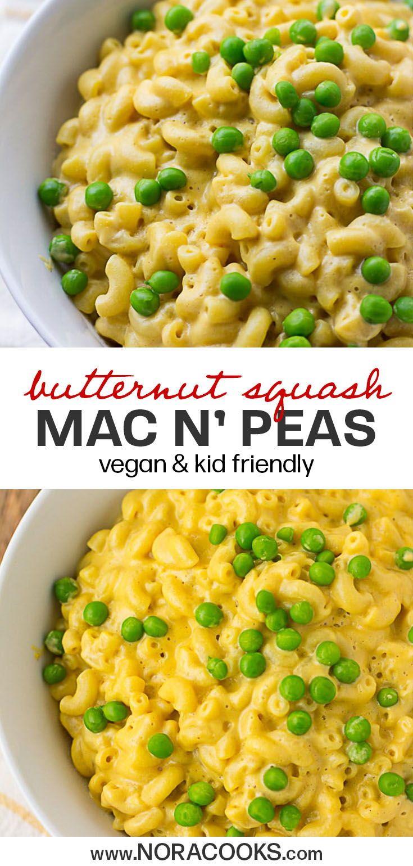 Vegan Butternut Squash Mac And Cheese Recipe Using A Combination Of Butternut Squash Cashews And Seasonings To Create A Cr Recetas Para Cocinar Comida Recetas
