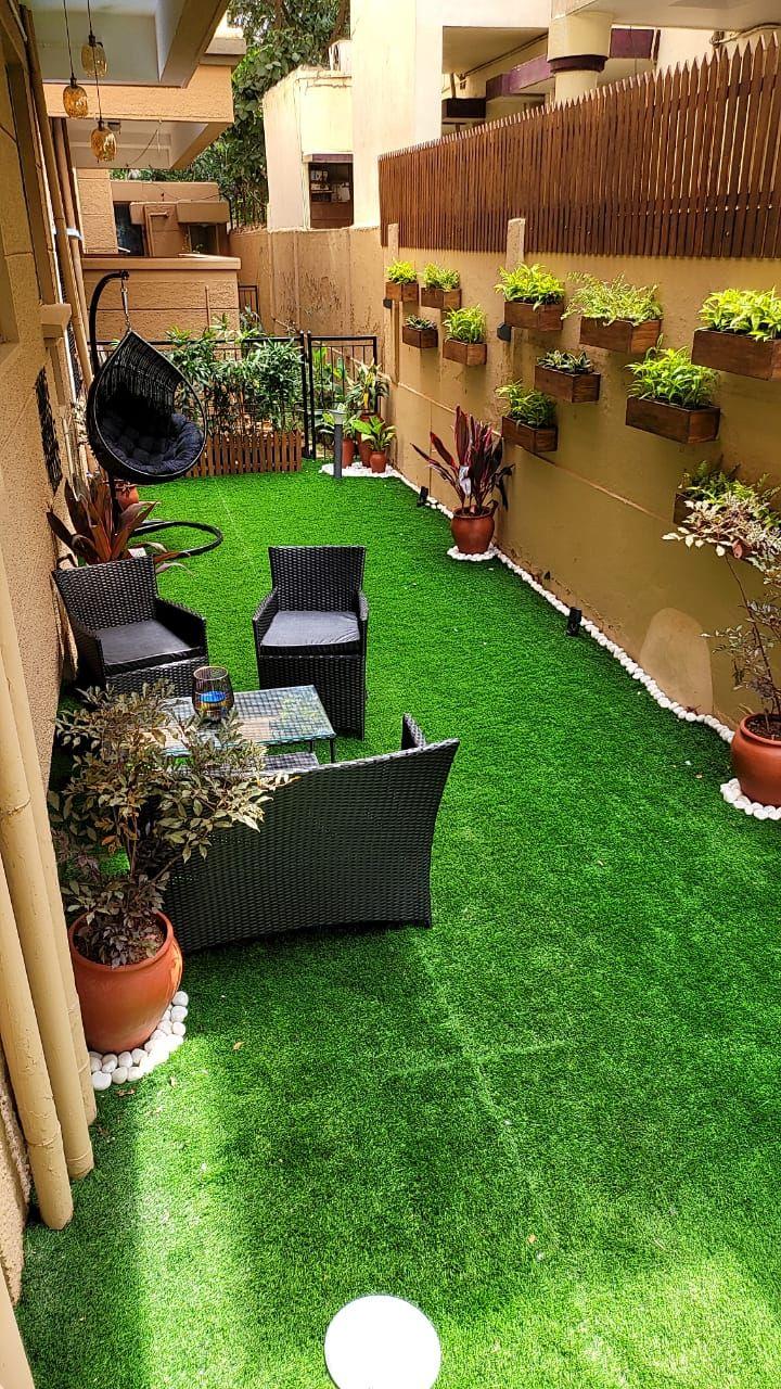 Home Garden Roof Garden Design Small Balcony Design Small Balcony Decor Backyard garden ideas india