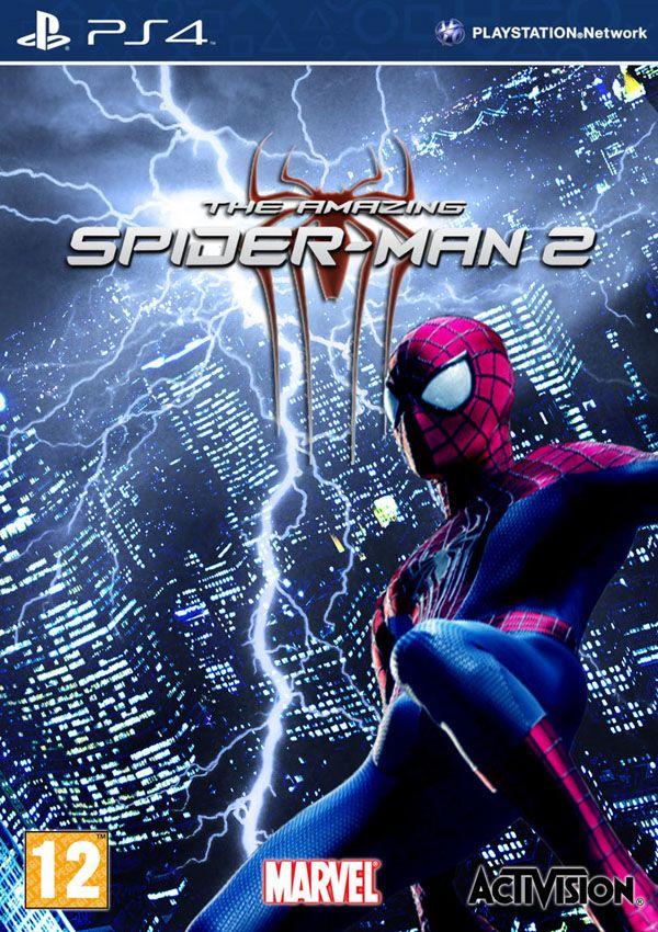 The amazing spider man 2 njeklik © 2017.