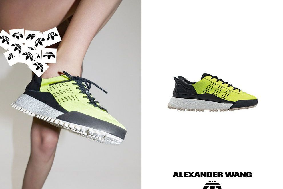 Alexander Wang x adidas Originals Second Collaboration