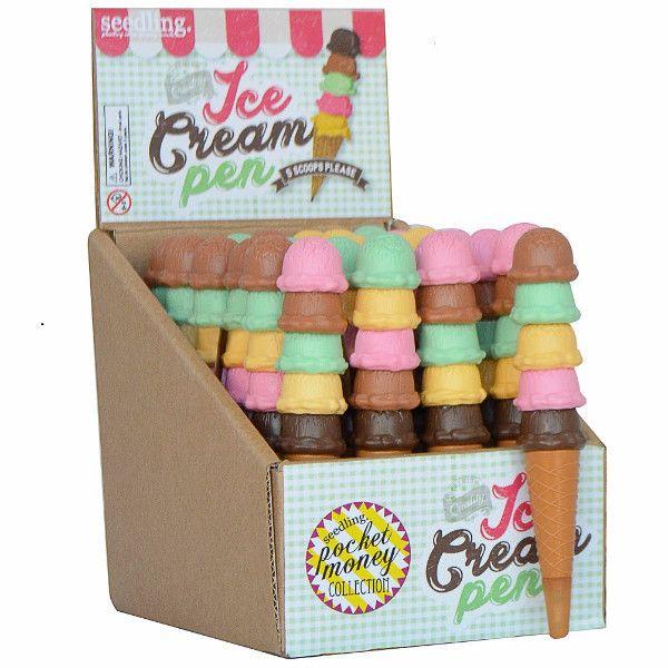 5 Scoops Please - Ice Cream Pen