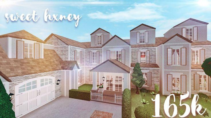 Bloxburg Classy Family Mansion 165K