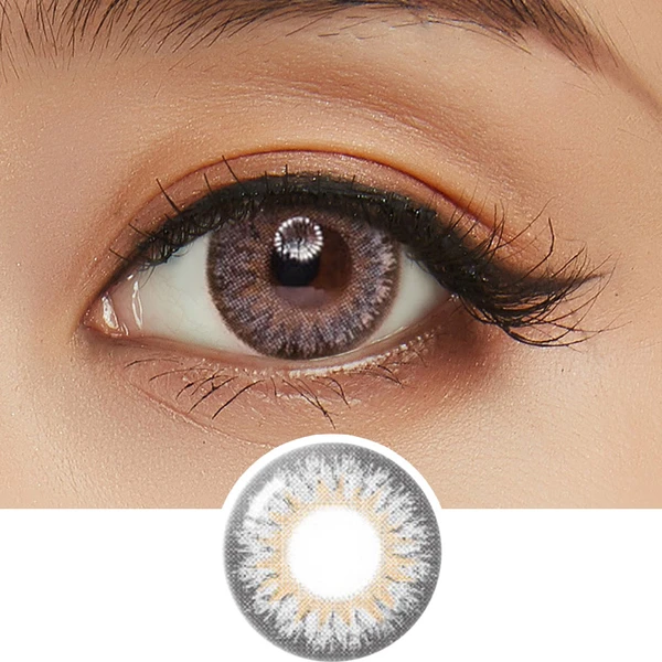 Geo Eyescream Rayray Gray Colored Contacts Contact Lenses Colored Prescription Colored Contacts
