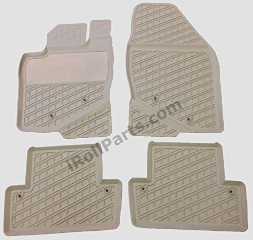 Genuine Volvo 20012009 S60 Beige Rubber Mats 39891781 Set Of 4 Mats More Info Could Be Found At The Image Url Car Hacks Rubber Mat Car Interior Design
