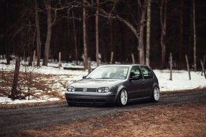 Volkswagen Golf Mk4 Car Hd Wallpaper Freehdwalls Volkswagen Car Hd Hatchback