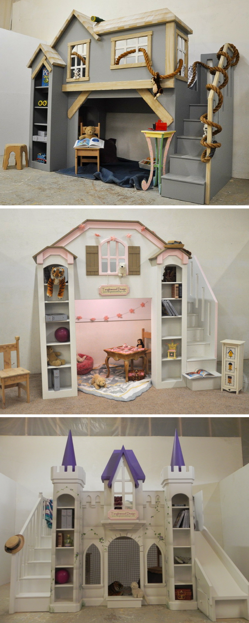 When Most People Think Of Fun Furniture For Their Children They  # Muebles Full Hause