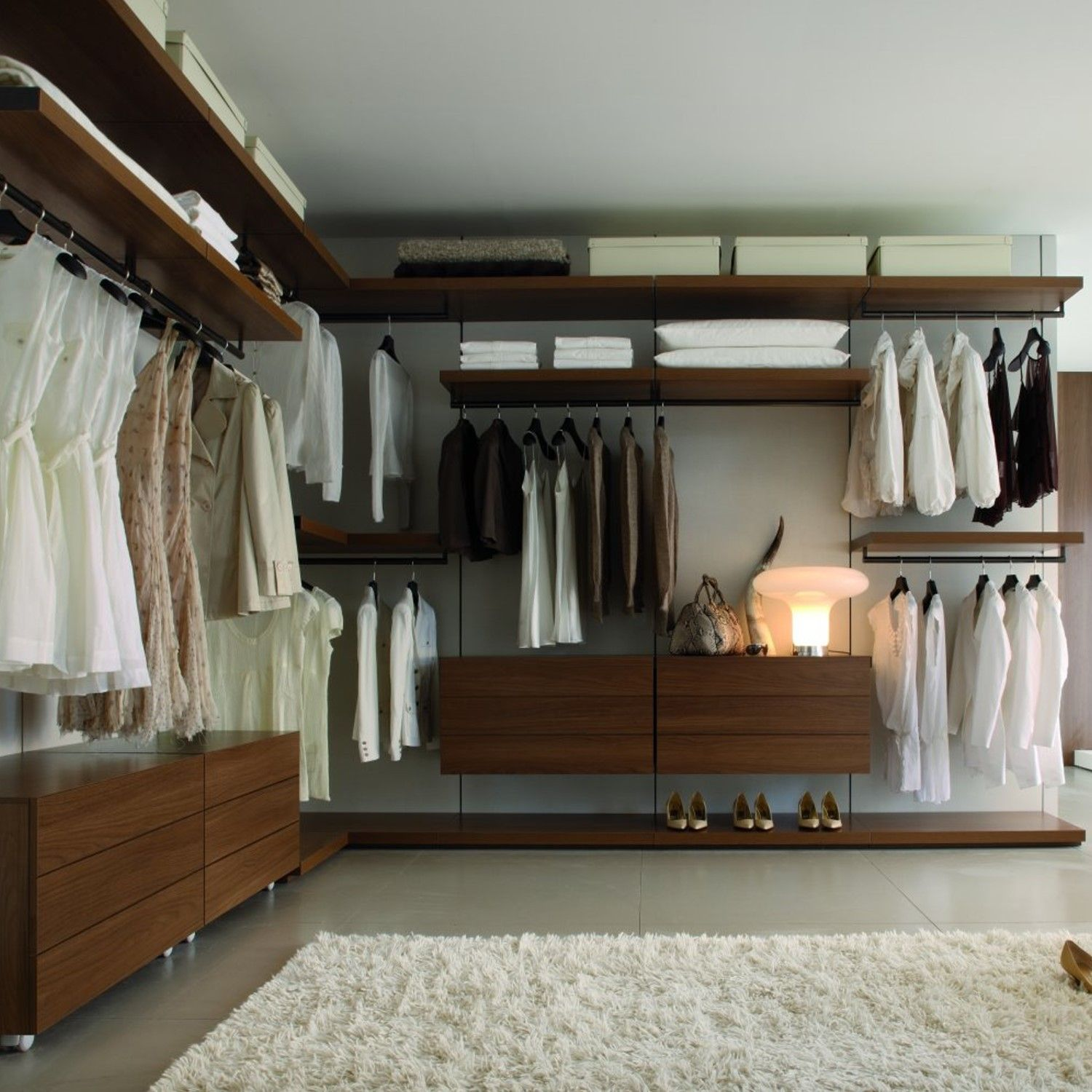 Dressing sur mesure en cr maill re bliss arredaclick chambre en 2018 pinterest dressing - Meuble cremaillere ...