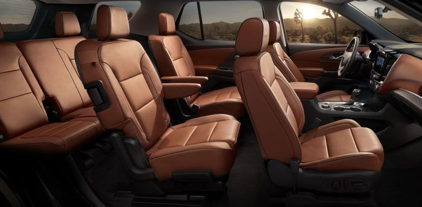 2019 Chevy Traverse Redesign Engine And Interior Buick Envision Chevrolet Traverse 3rd Row Suv