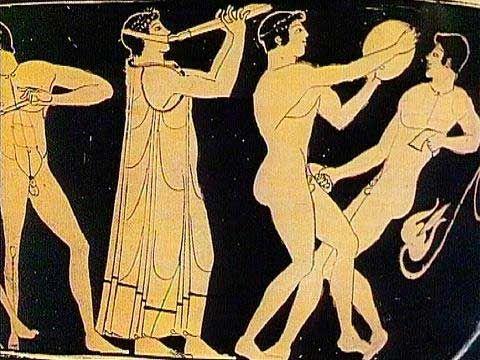 Ancient Greek Musicians   Music   Pinterest   Garage, Musicians ...