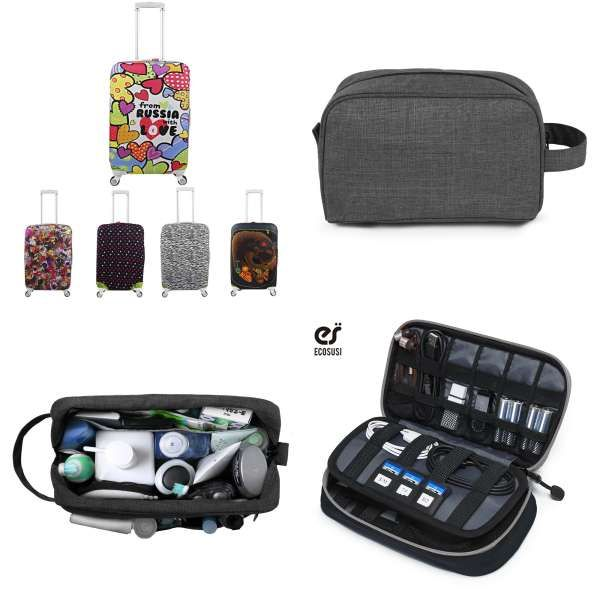 Ecosusi Portable Electronic Accessories Bag For Iphone