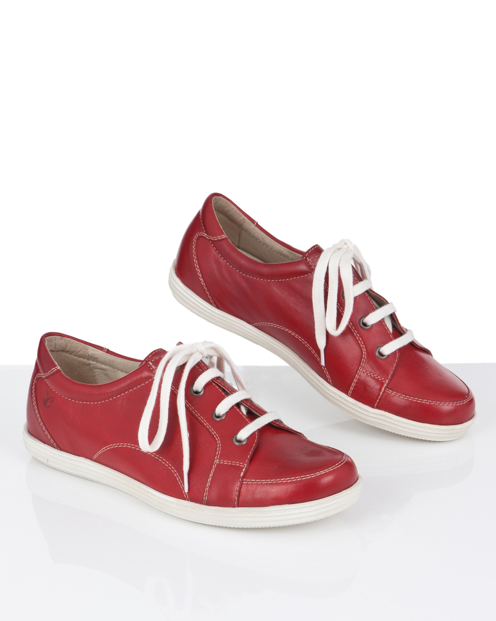 new product a4ad1 d14e4 Caprice | Women's Fashion | rote Sneaker | #HSE24 ...