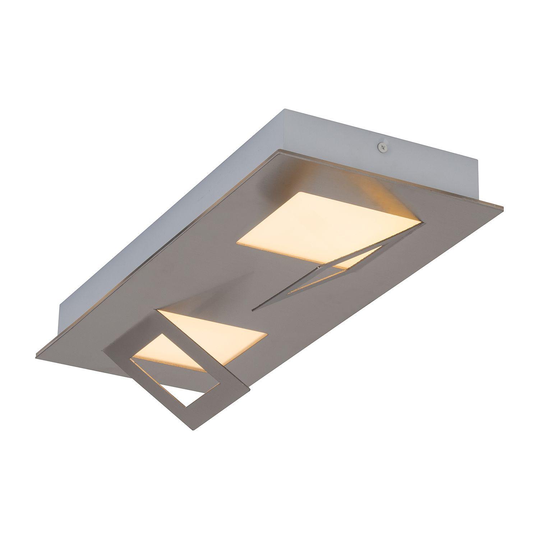EEK A+, LED-Deckenleuchte Doors I - Kunststoff / Metall - 2, Brilliant Jetzt bestellen unter: https://moebel.ladendirekt.de/lampen/deckenleuchten/deckenlampen/?uid=6ced5d10-61b4-5b90-83c3-0c9d7cd9ddaa&utm_source=pinterest&utm_medium=pin&utm_campaign=boards #deckenleuchten #brilliant #lampen #innenleuchten #deckenlampen