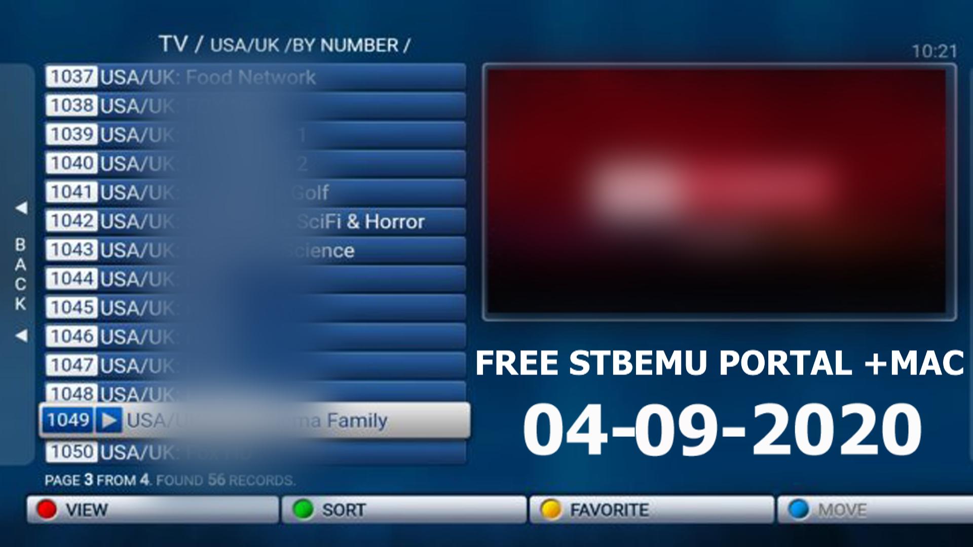 Pin On Stb Emu Free Portal Mac