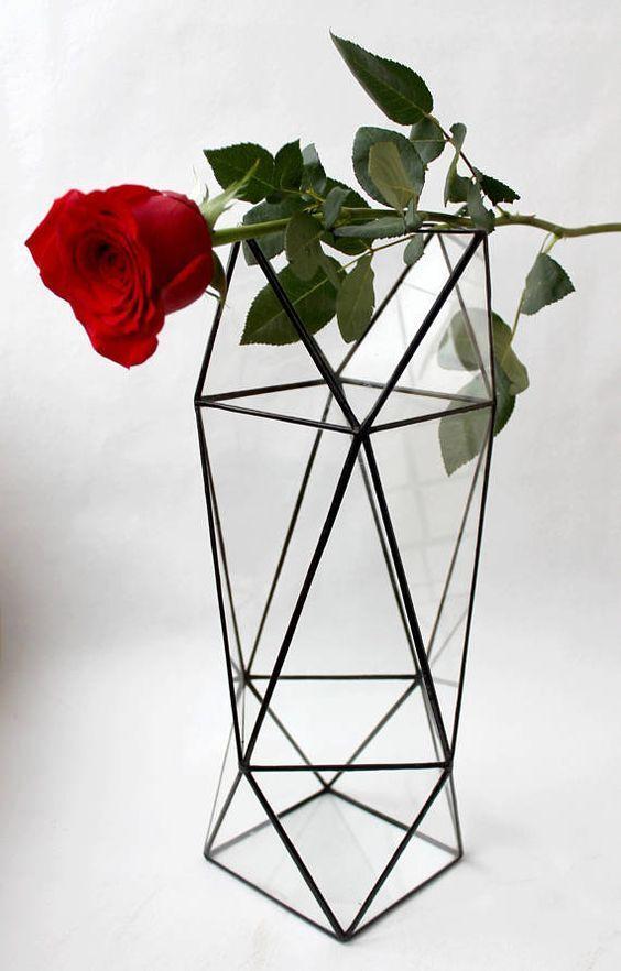 Study Room Glass: 20 Beautiful Geometric Decor To Decorate Your Study Room