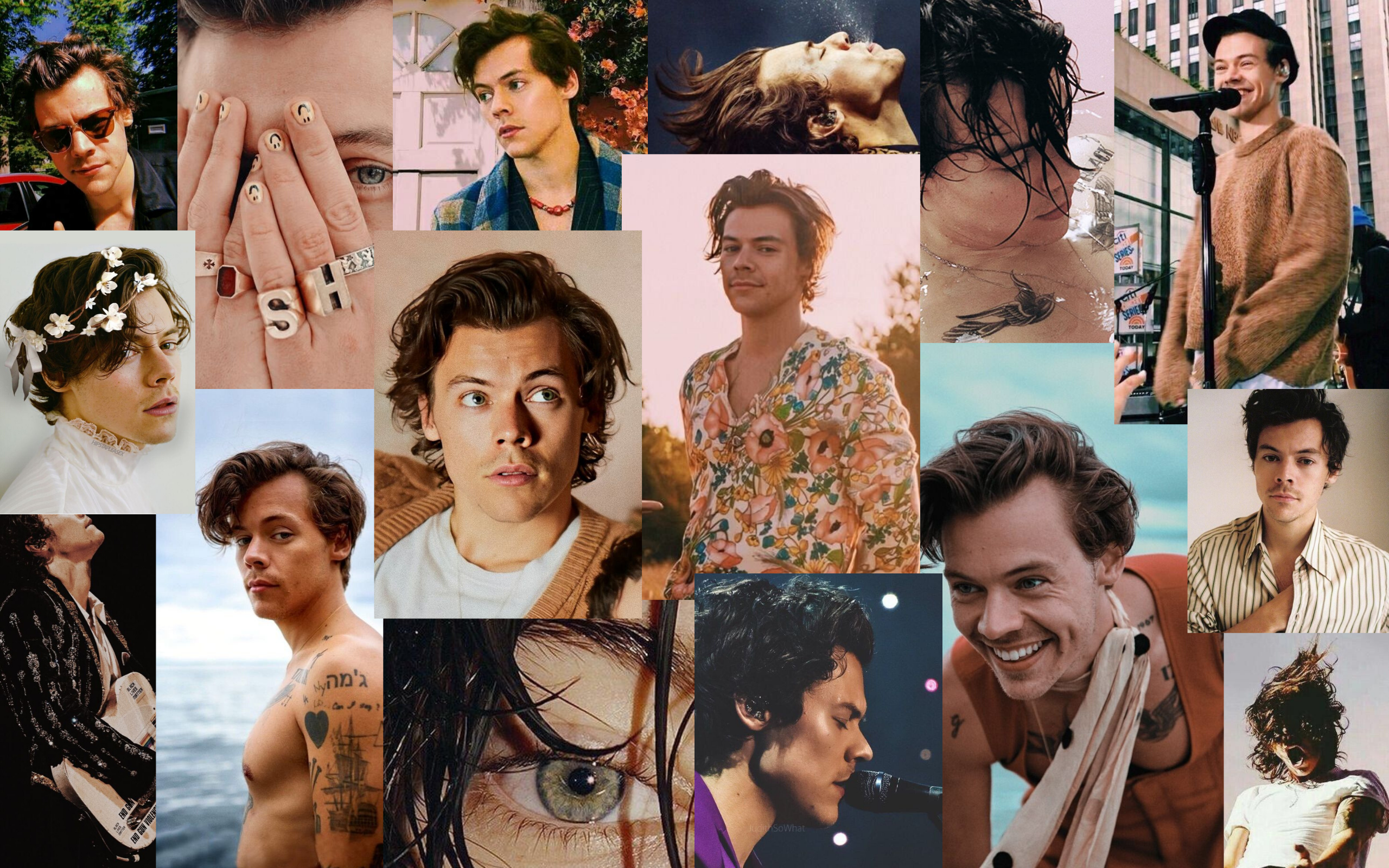 Pin On H In 2020 Harry Styles Wallpaper Harry Styles Photos Aesthetic Wallpapers