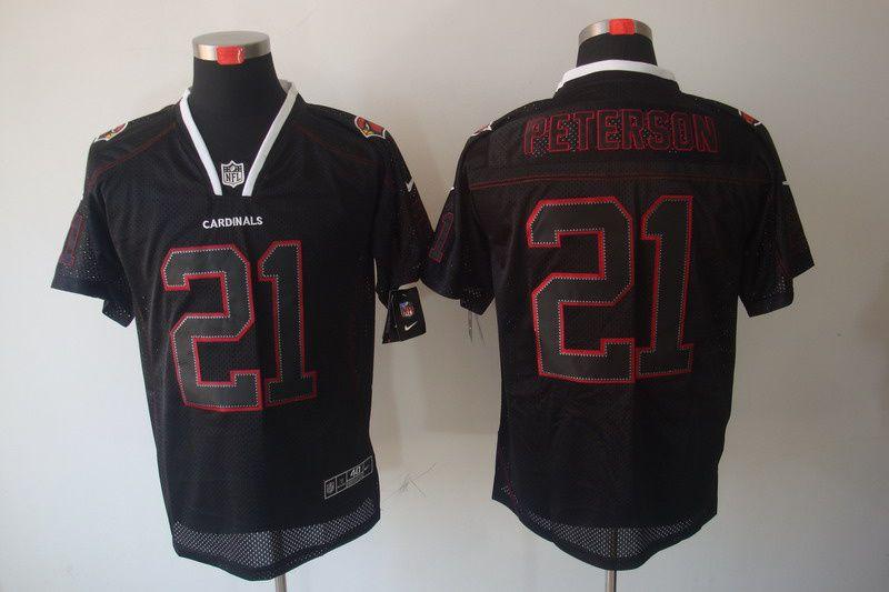 New Patrick Peterson Jersey black #21 Nike NFL Arizona Cardinals Jersey