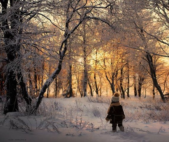 Photography Elena Shumilova Captures the Unspoiled Beauty of Russia #unique trendhunter.com