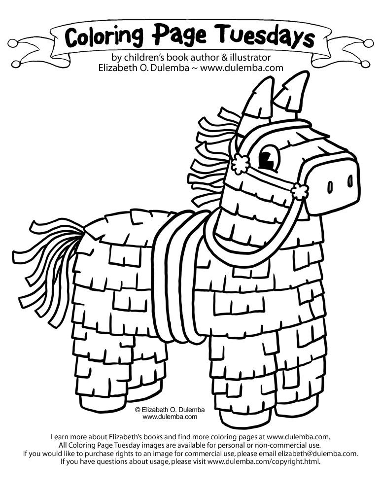 Printable Cinco De Mayo Coloring Pages Roundup Coloring Pages
