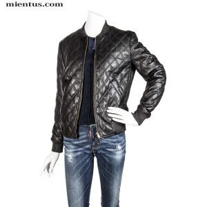 PAUL SMITH Quilted Leather Blouson