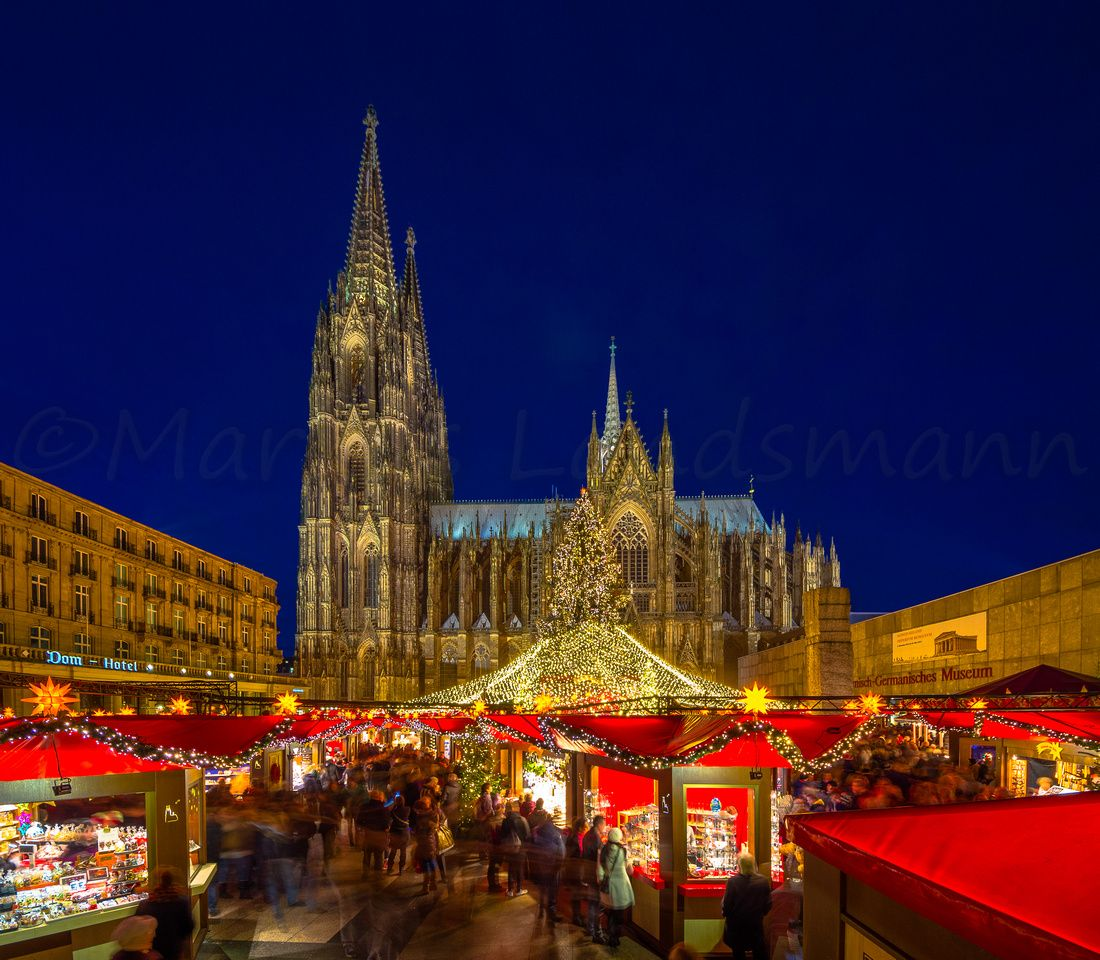 Which Country Hosts Striezelmarkt A Christmas Market Thats Been Held Since 1434.Cologne Koln Cathedral Cathedral Costa Rica Facts City