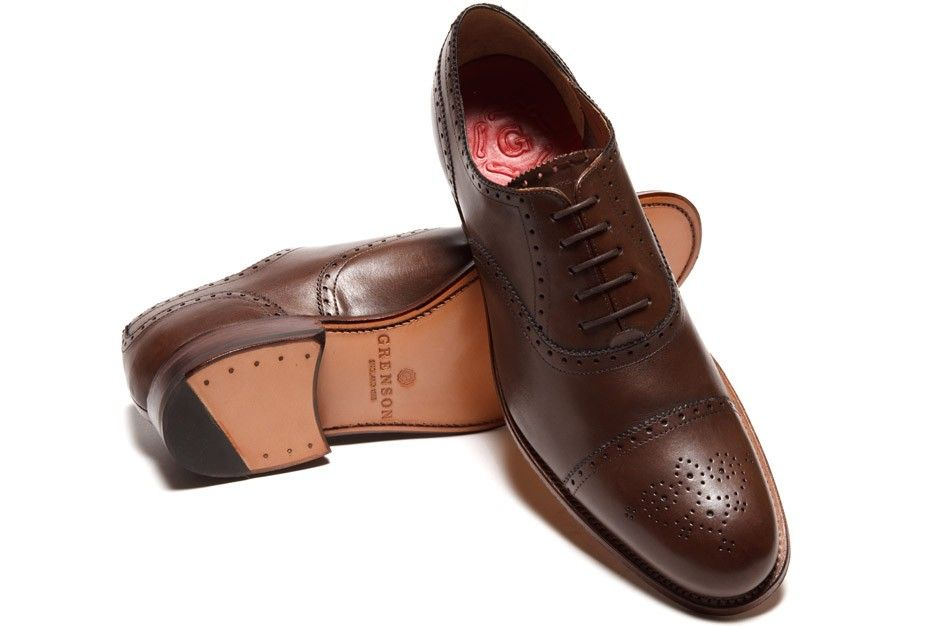 Grenson Tom - Burnt Pine#Repin By:Pinterest++ for iPad#