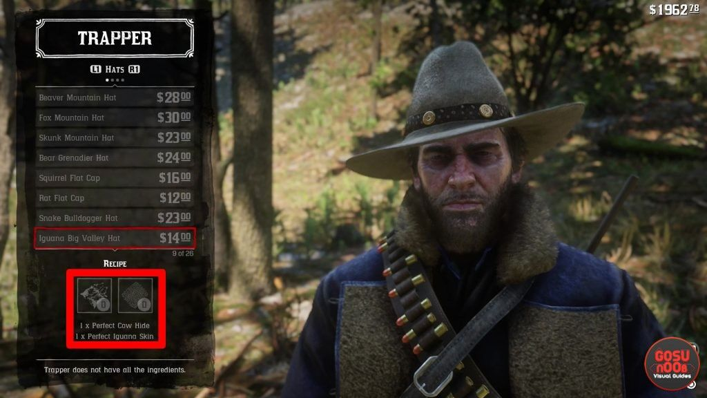 d37f15c152a69f218f3d384bd054991c - How To Get Perfect Skins In Red Dead Redemption