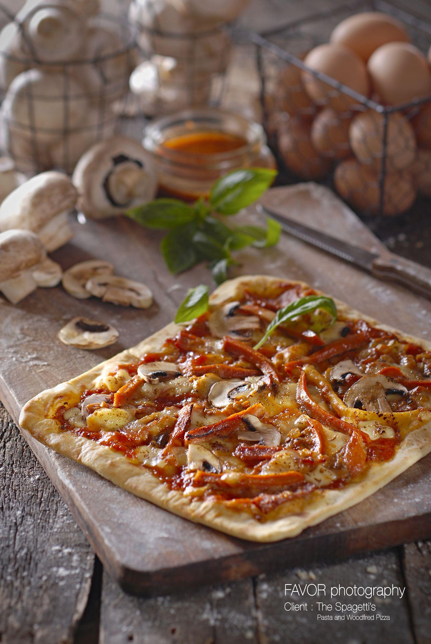 The Spagetti's pasta & woodfired pizza Surabaya, Indonesia