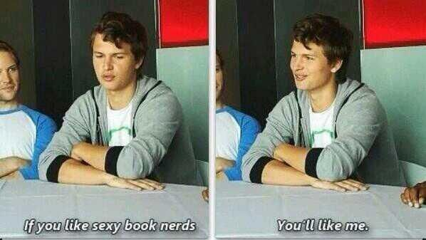Marry me Ansel