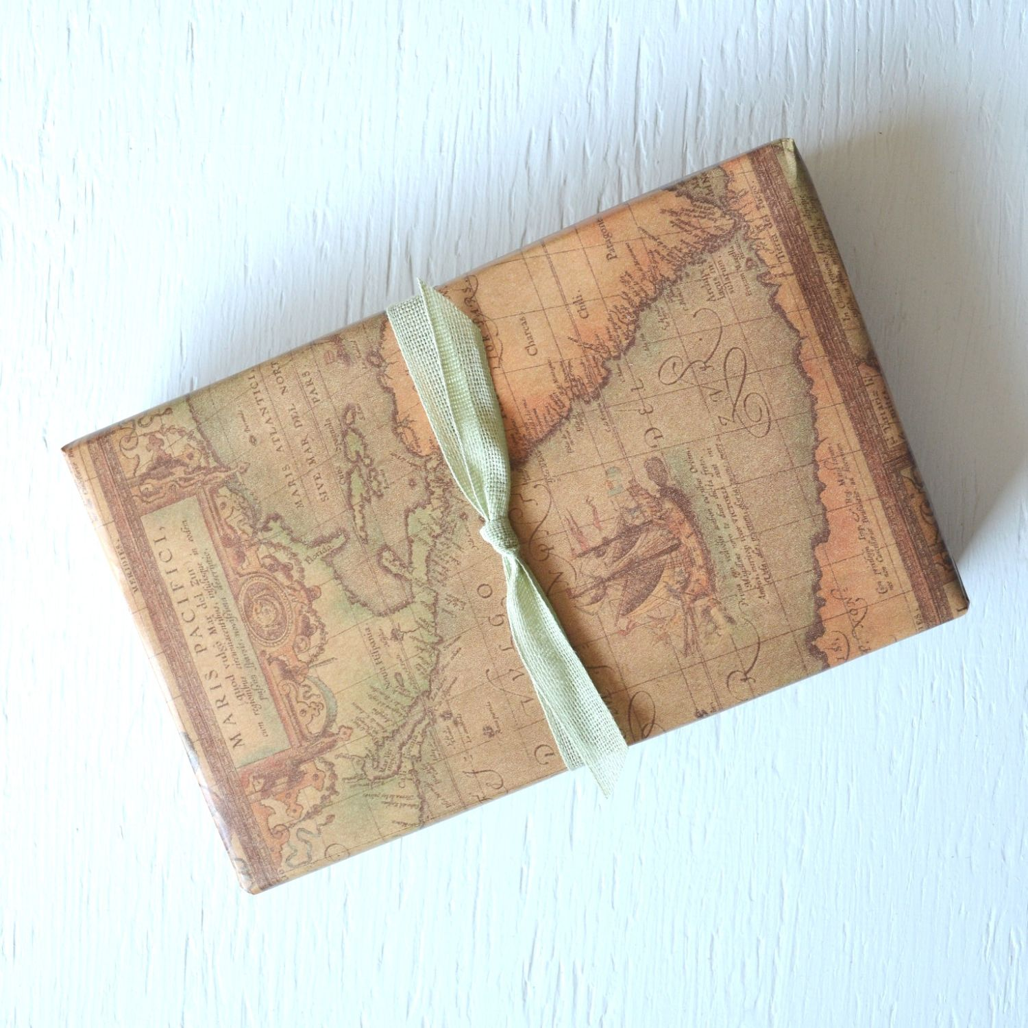 10 feet old world map kraft wrapping paper by wrapandrevel on etsy 10 feet old world map kraft wrapping paper by wrapandrevel on etsy 900 gumiabroncs Choice Image