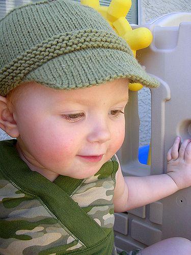 Kiddie Cadet Pattern By Alice Schnebly Knitting Baby