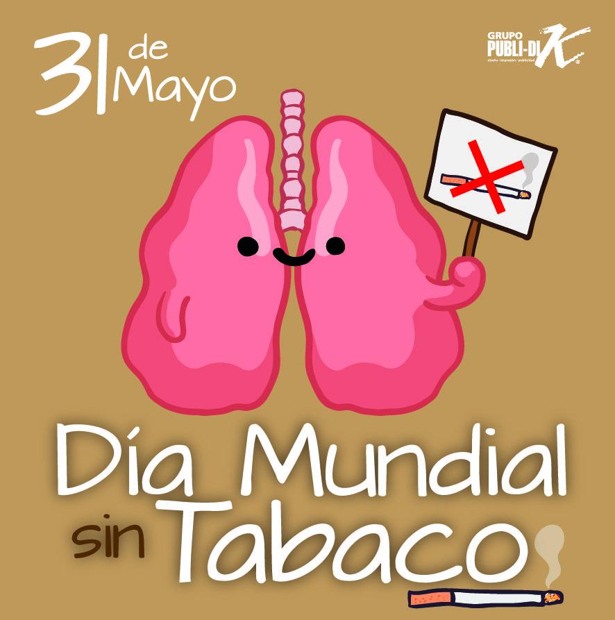 31 de mayo dia mundial sin tabaco respiremos mas limpio for Cuarto dia sin fumar