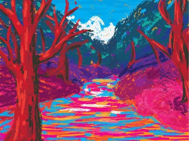 30 More Canvas Painting Ideas Fauvism Art Art Fauvism